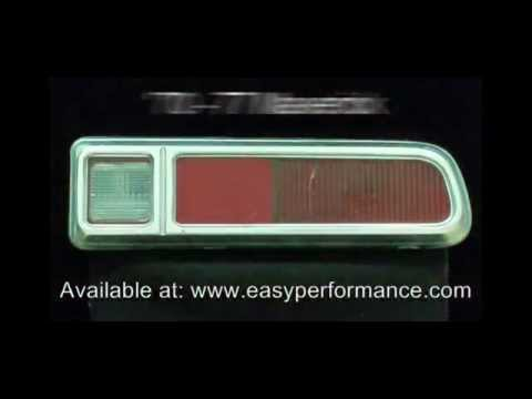 how to make sequential led tail lights