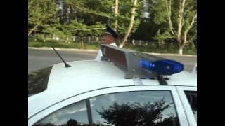 Кобра в Херсоне Ч.2!!!(Спустя 5-10 минут после общения с одними инспекторами мы обнаружили еще 2 экипажа Кобры стоят на Бериславско..., 2012-07-04T06:16:33.000Z)
