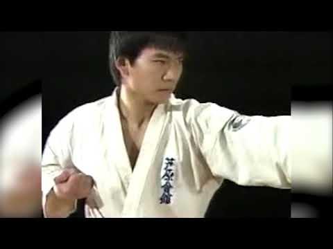 Karate Ashihara Basics - Rare Video
