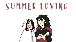 Summer Loving (RWBY Comic Dub)