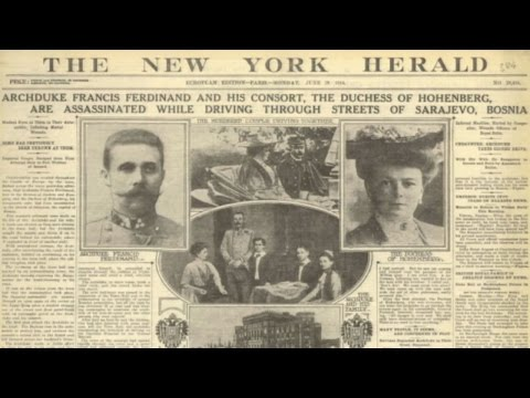 Domination and Betrayal - WWI and the Modern World