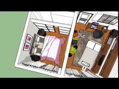 un tout petit appartement qui se transforme en cabinet de r flexologie plantaire youtube. Black Bedroom Furniture Sets. Home Design Ideas