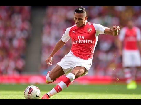 Alexis Sánchez ● Amazing Goal Show ● Arsenal ► 2015