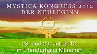 """Einladung  zum MYSTICA Kongress """"Der Neubeginn"""