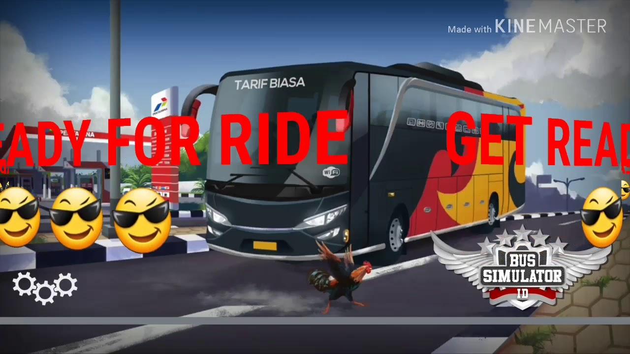 Bus Simulator Indonesia Mod Apk Version 3 2 New Bus Full Unlocked Trytobig Tech By Trytobig Tech
