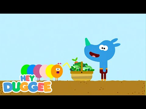 Bugs With Duggee - Duggee Best Bits - Hey Duggee