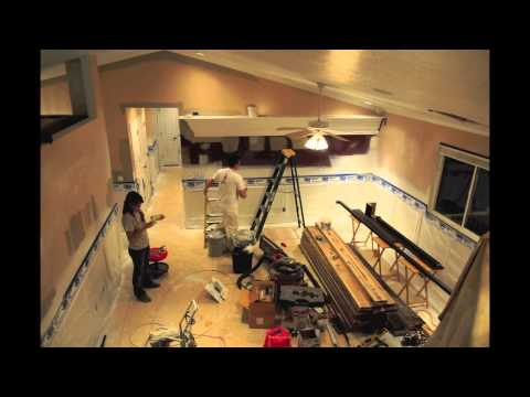 Remodel Time Lapse