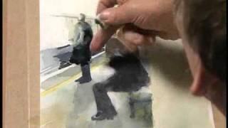 Light in Watercolor with John Lidzey