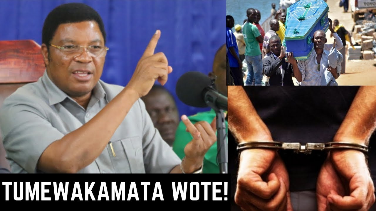 BREAKING: Maafisa Wote 'MV NYERERE' Wakamatwa! #1