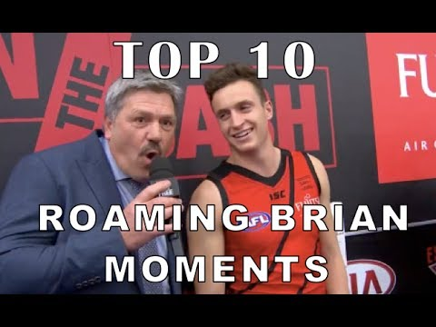 Top 10 Roaming Brian Moments of 2017