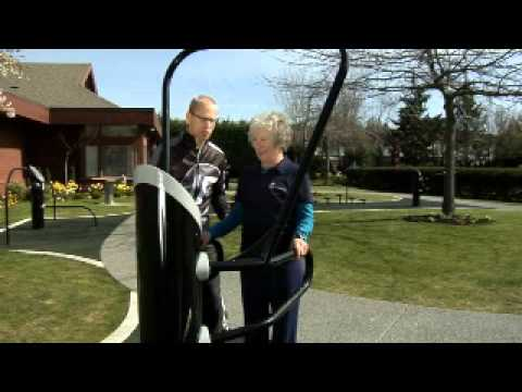 Seniors' Community Parks - Province of British Columbia