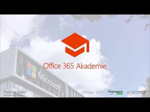 17-10 Office 365 Akademie News
