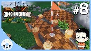 การช่วยเหลือของเพื่อน - Golf It #8 feat. Tackle4826, MT Mew Minecraft