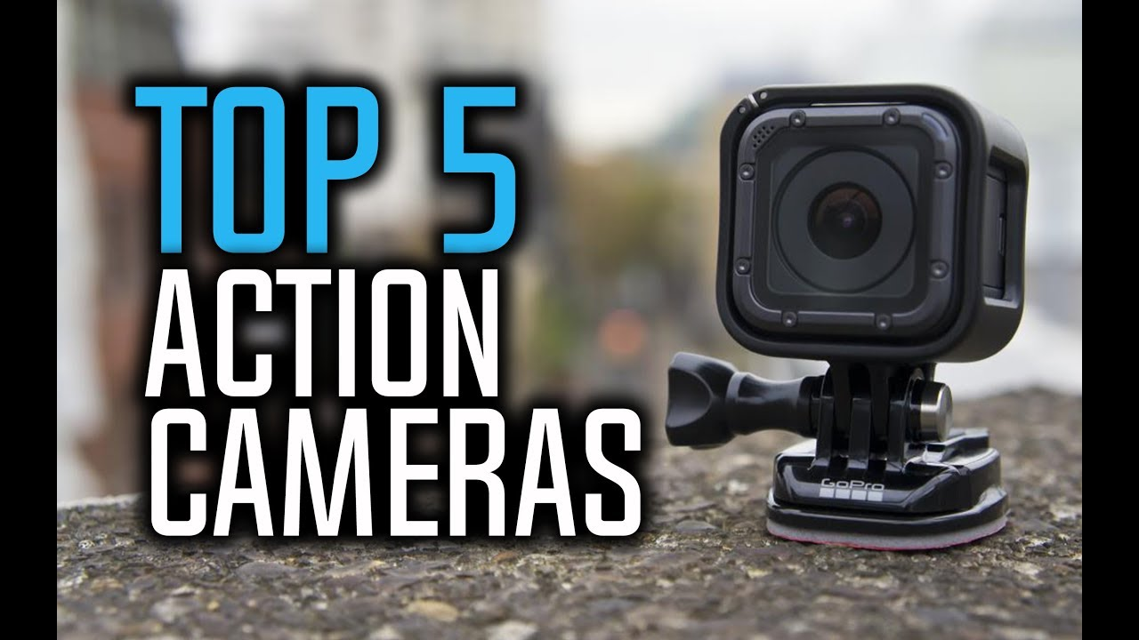 best action cameras in 2018 youtube