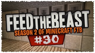"Feed The Beast - ""The Machine Room!"" (S2-EP30)"