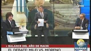 Guillermo Moreno en A24 Clase Magistral de Economia