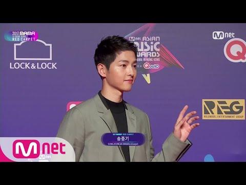 [2017 MAMA in Hong Kong] Red Carpet with Lee Young Ae & Song Joong Ki
