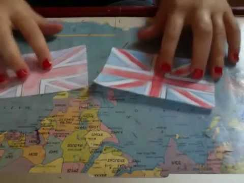 comment dessiner le drapeau anglais youtube. Black Bedroom Furniture Sets. Home Design Ideas