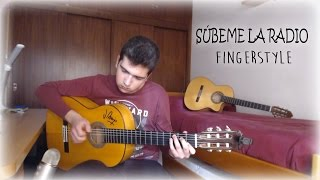 SUBEME LA RADIO - Enrique Iglesias - Cover Guitarra