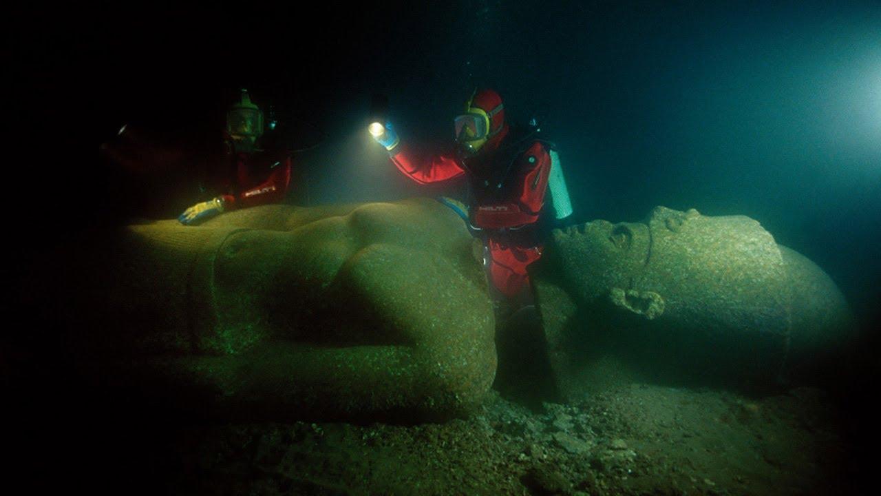 Ancient Underwater Cities Discovered - ROBERT SEPEHR