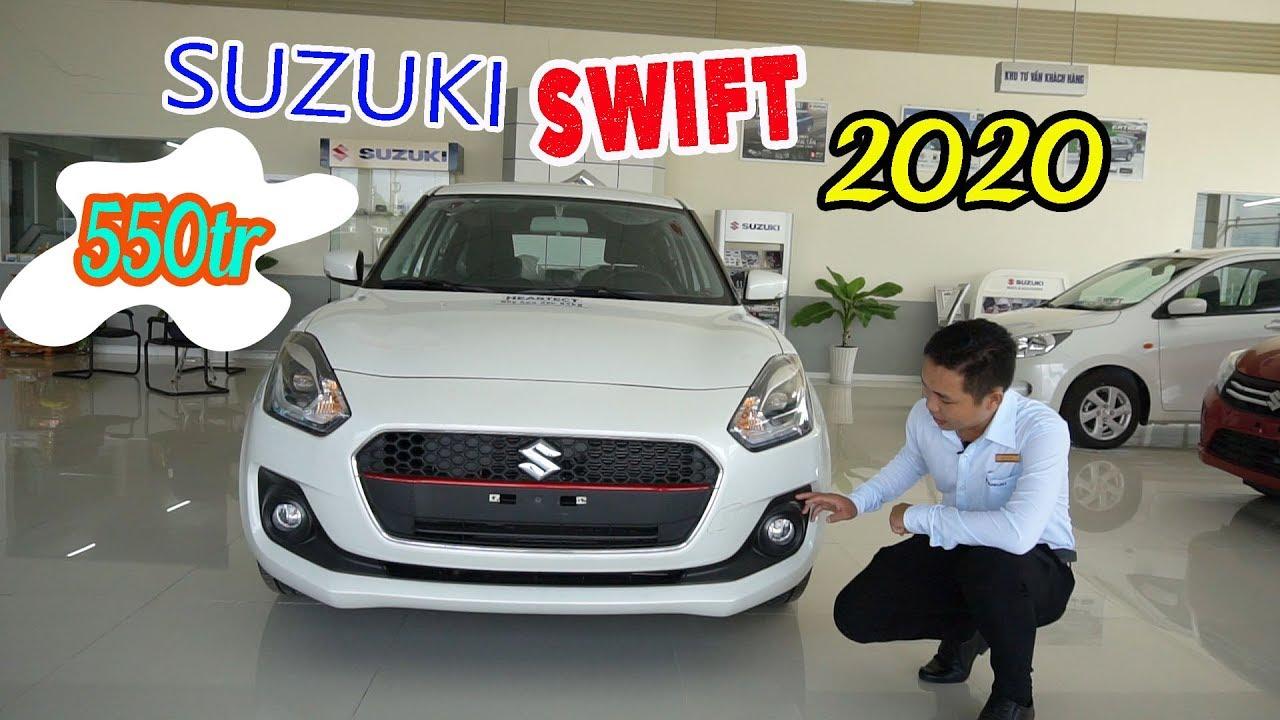 SUZUKI SWIFT 2020| Mẫu xe đẹp nhất của SUZUKI| Giá cực mềm.