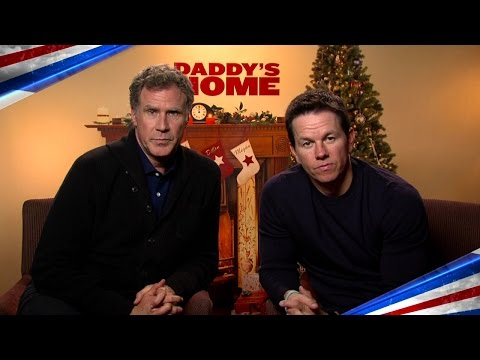 Will Ferrell And Mark Wahlberg Send A Message To America's Armed Forces