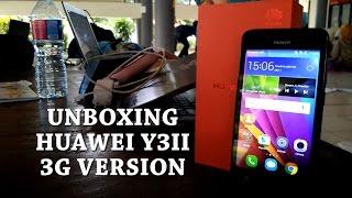 Download Video Huawei Y3II 3G Unboxing Indonesia - Sesederhana Itu MP3 3GP MP4