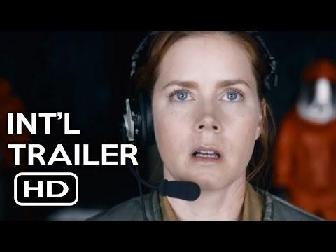 Arrival Official International Trailer #1 (2016) Amy Adams, Jeremy Renner Sci-Fi Movie HD