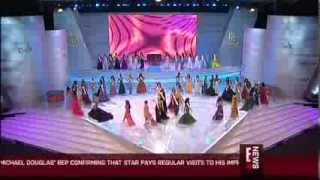Miss World 2010 HD Opening
