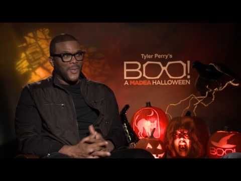 Let's Go DFW! - Boo! A Madea Halloween interview with Tyler Perry