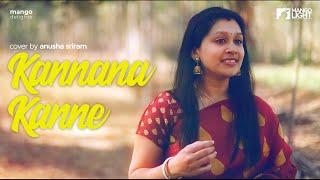 Kannana Kanne - Viswasam   Cover Song   Mango Delights  Tamil Lullaby
