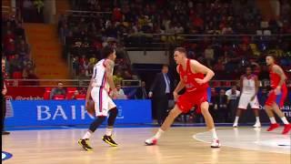 04.02.2020 / CSKA Moskova - Anadolu Efes / Shane Larkin