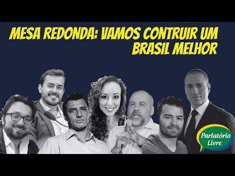 Parlatório Livre - Vamos Construir um Brasil Melhor? - Alexandre Borges