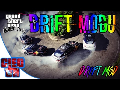 Gta San Andreas #47 - Drift Mod | Tanıtım | İndir | Download