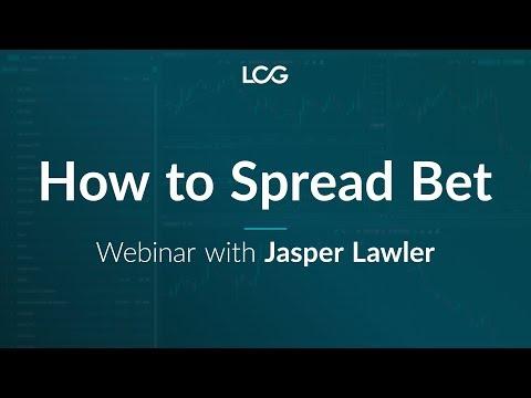 How to Spread Bet webinar