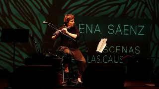 Tiempo robado, Elena Sáenz (Festival de Jazz y Swing, Auditorios de Murcia, Mayo 2019)