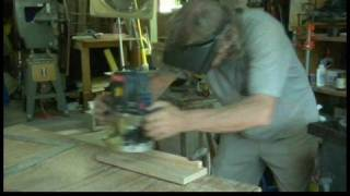 Making A Box Joint Jig : Making Quarter Inch Router Cuts
