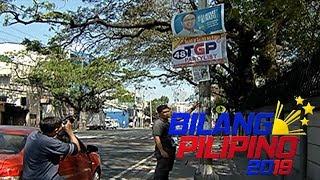 Higit 30 senatorial candidates, binalaan ng COMELEC kaugnay ng illegal campaign materials