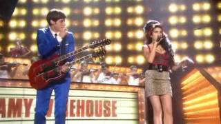Mark Ronson feat. Amy Winehouse - Valerie @Brit awards 2008 HQ