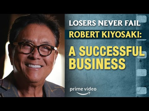 YOU CAN HAVE A GREAT PRODUCT AND NOT A GREAT BUSINESS - Robert Kiyosaki and Nick Nanton
