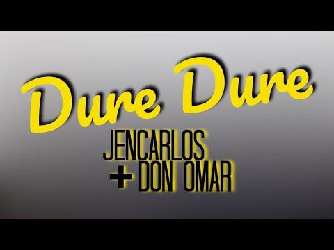 Dure Dure - Jencarlos Ft. Don Omar ( Zumba Fitness )