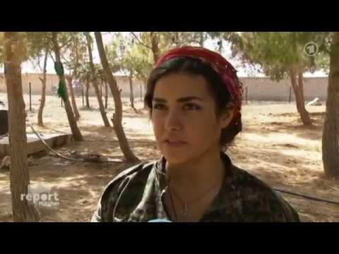 """Diren"" (Beautiful, Anti-ISIS, Female Kurdish Fighter)"