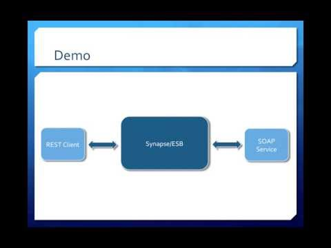 API Facade Pattern with Apache Synapse
