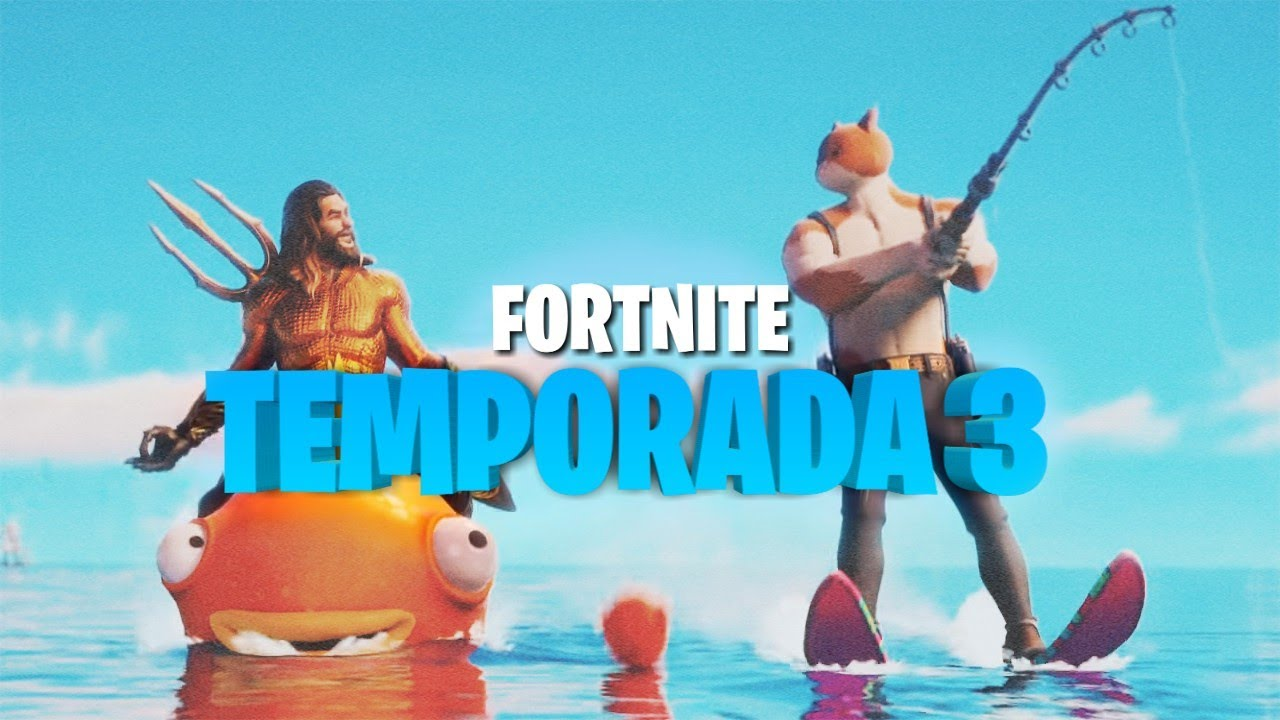 FORTNITE *TEMPORADA 3* en VIVO | Maiguel
