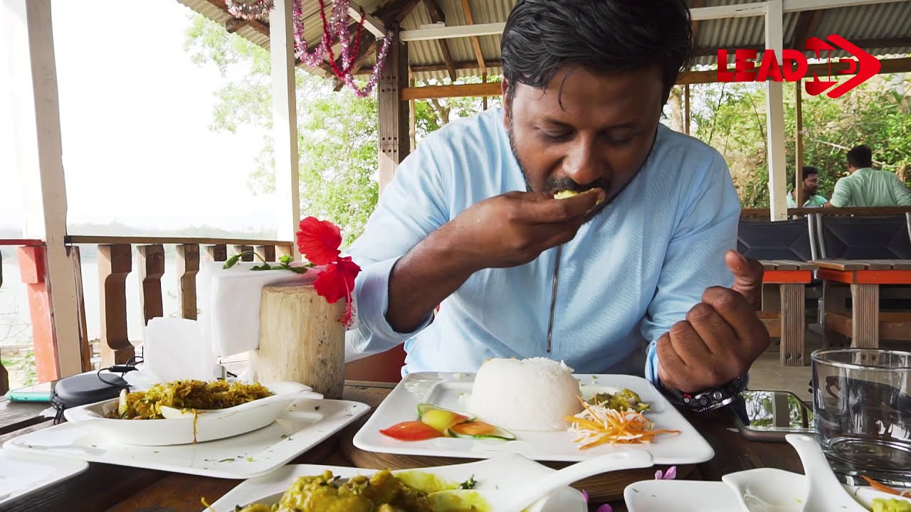 রাঙ্গামাটির লেকের মাছ  | মারমেইড ক্যাফে | Bangla Food Review