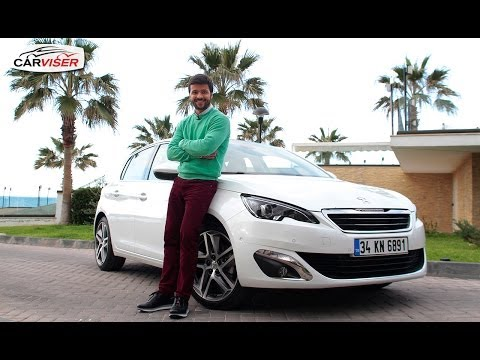 Peugeot 308 Test Sr Review English subtitled