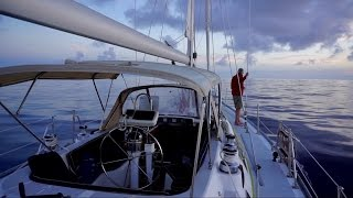 Gambar cover Sailing Through Time - A Glimpse of S/Y Sea Pearl