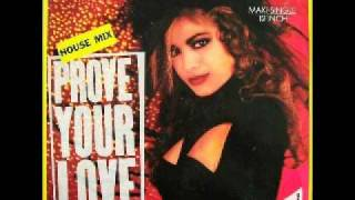 Taylor Dayne - Prove Your Love (House Mix)