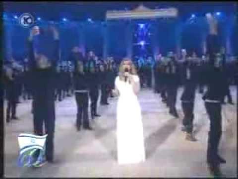Sarit Hadad - Shema Israel [Ceremonia De Celebracion De Los 63 Años de la independencia de Israel]