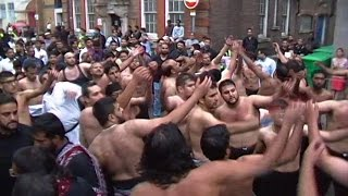 Ilford Matami Jaloos 2014 (Part 6/6) | Shahadat Imam Ali(a.s) | London, UK